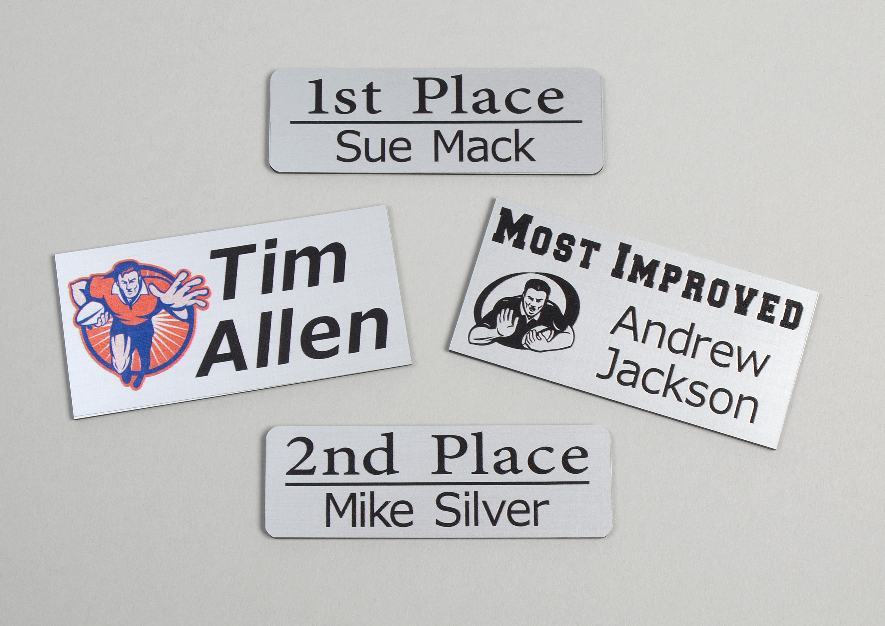 Name Badge Printing - Direct Color Systems
