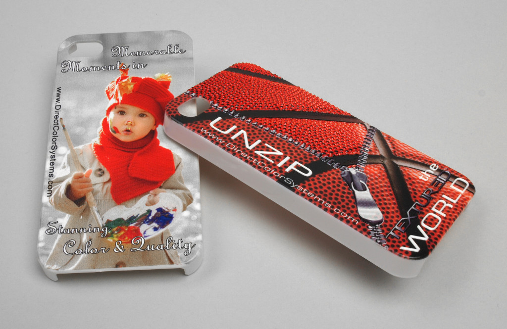 Cell Phone Case Printing - Direct Color Systems