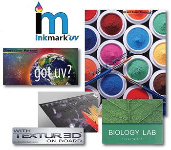 UV LED Printing InkMark™ Metal - Direct Color Systems
